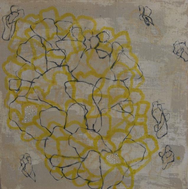 , 'Un hola entre capas,' 2016, Lux Perpetua Art Centre