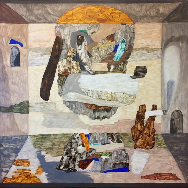 , 'Ruins II,' 2019, Asya Geisberg Gallery
