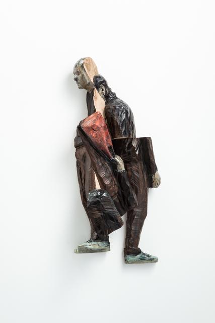 , 'Man Carrying Red Bag in New York 09-13-19,' 2019, LOKO GALLERY