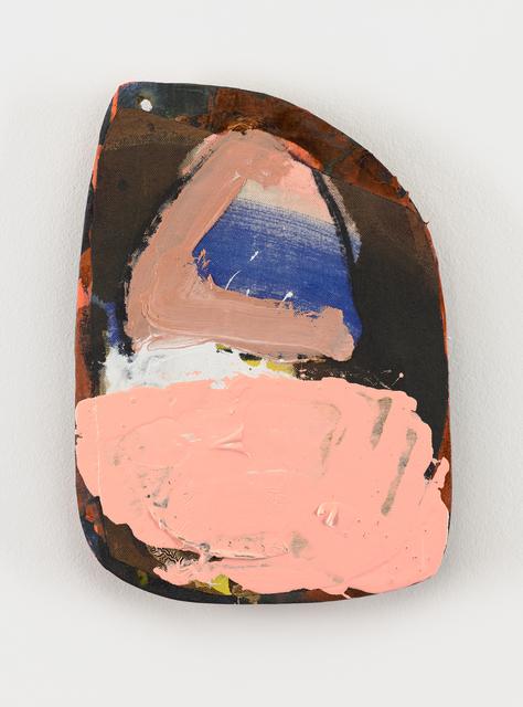 , 'He Majors in Pink,' 2017, Galería Combustión Espontánea