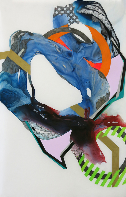 Kim Carlino, 'Cosmological Formations, series VI, VIII', 2016, Alfa Gallery