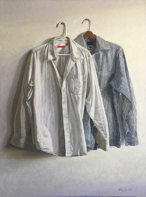 , 'Coupled Shirts,' 2020, Eckert Fine Art