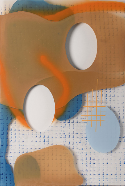, 'Orange,' 2017, Ani Molnár Gallery