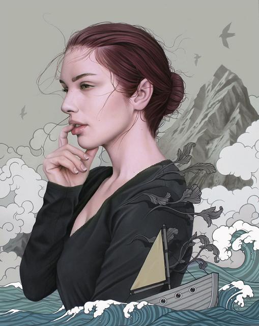 , 'Brave Seas,' 2019, Hashimoto Contemporary