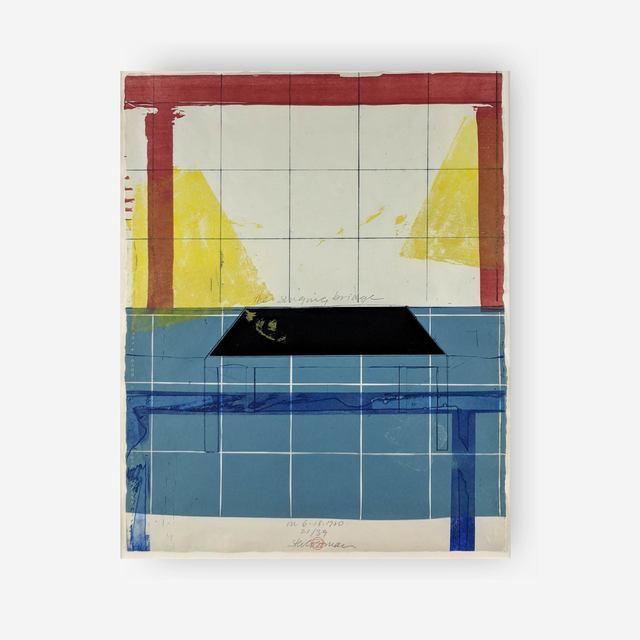 Steven Sorman, 'The Swinging Bridge', 1980, Capsule Gallery Auction