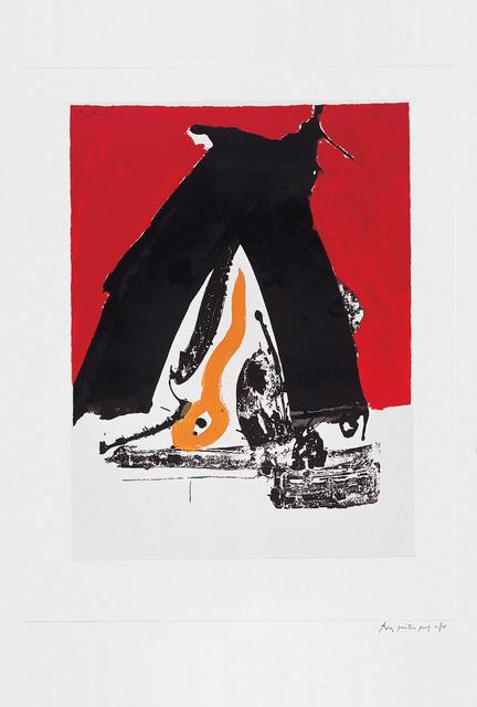 , 'The Basque Suite: Untitled (ref. 82),' 1971, Marlborough Gallery