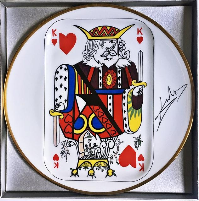 Salvador Dalí, 'King of Hearts ', 1967, Alpha 137 Gallery