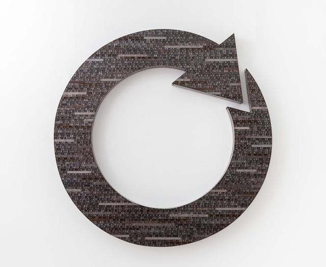 , 'Ouroboros,' 2018, George Billis Gallery