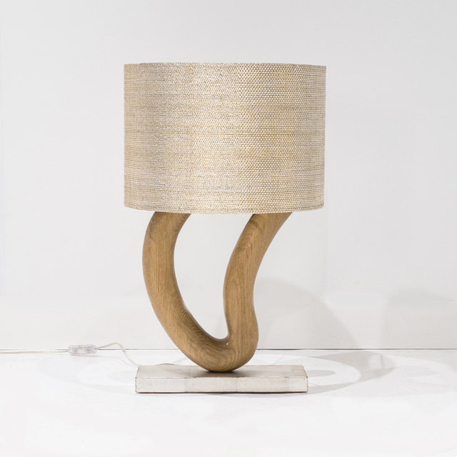 Anne and Vincent Corbiere, 'Grande Zaza Lamp', 2015, Twenty First Gallery