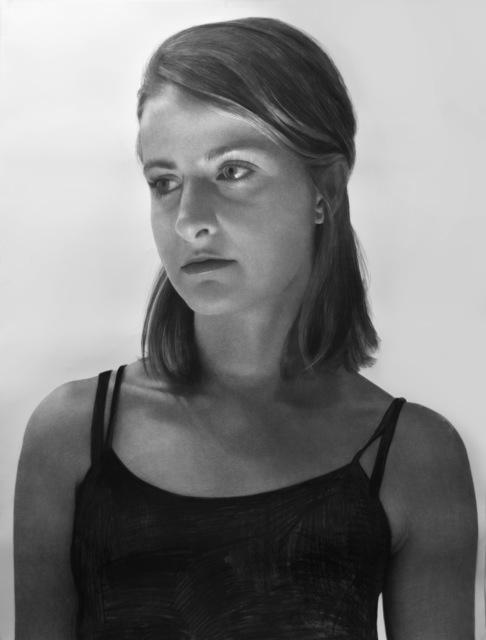 , 'Kathi,' 2017, GALERIE BENJAMIN ECK