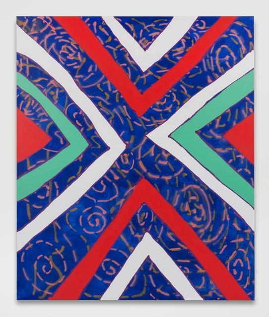 , 'deep blue,' 2016, Galerie Lelong & Co.