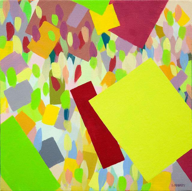 , 'Little Yellow City ,' 2015, Ayyam Gallery
