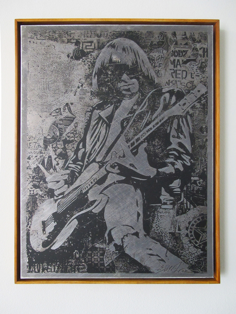 , 'Johnny Ramone,' 2008, V1 Gallery
