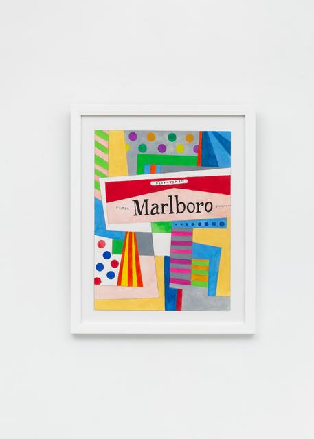 , 'Staples, Marlboro,' 2019, Richard Taittinger Gallery