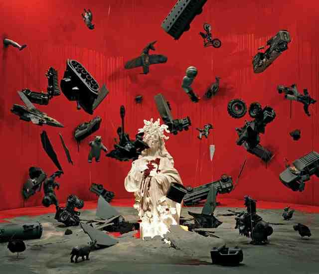 , 'La Expansión de la Locura, Serie El Delirio de Los Sabios,' 2009, Isabel Croxatto Galería