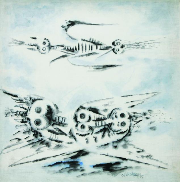 , 'Butinantes [Saque Adoras] [Les Saccageurs],' 1945, Gary Nader