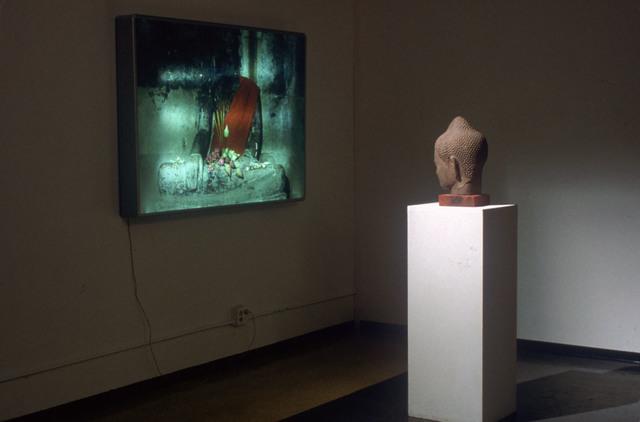 , 'The Headless Buddha,' 1998-2016, Shoshana Wayne Gallery