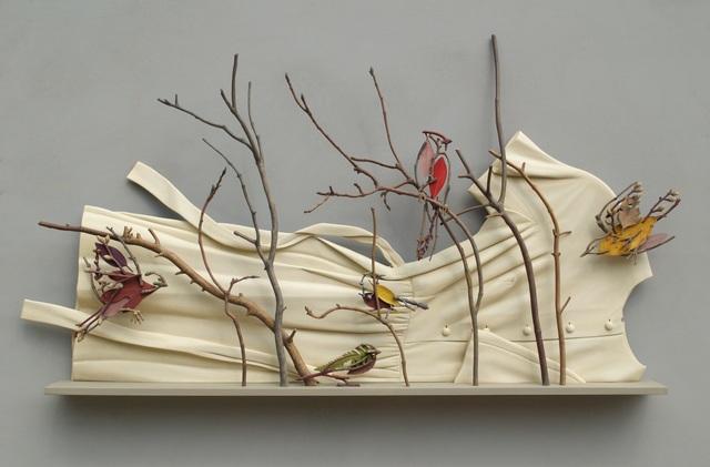 , 'Passerines ,' , Momentum Gallery