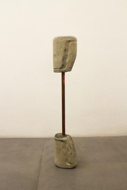 , 'Halteres # 01,' 2014, Galeria Nara Roesler