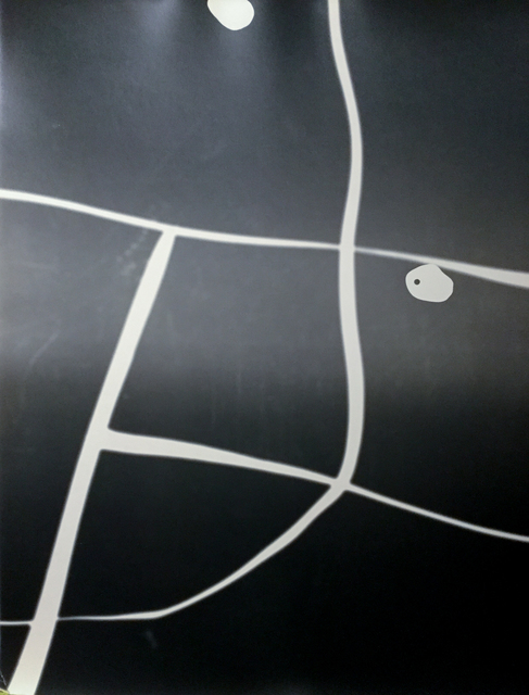 Gyorgy Kepes, 'Untitled photogram', 1959, Robert Klein Gallery