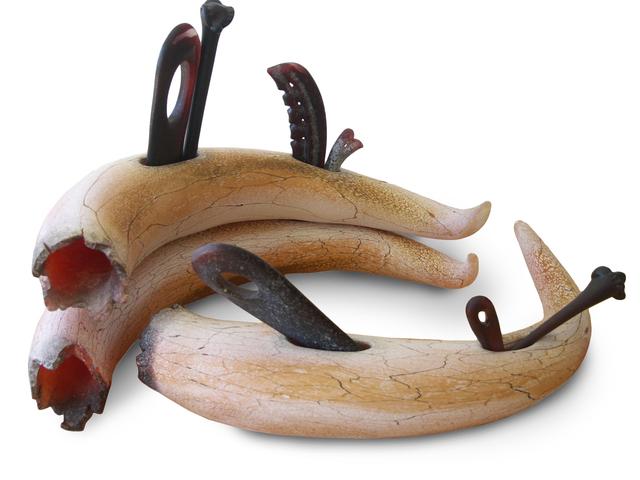 William Morris, 'Tusks', Jeffrey Spahn Gallery