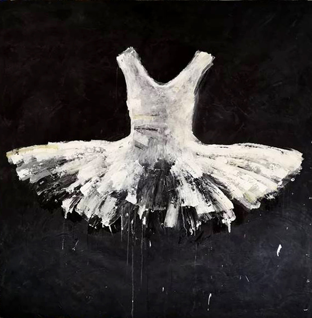 Ewa Bathelier, 'Big White Tutu' 2', 2019, Galleria Ca' d'Oro