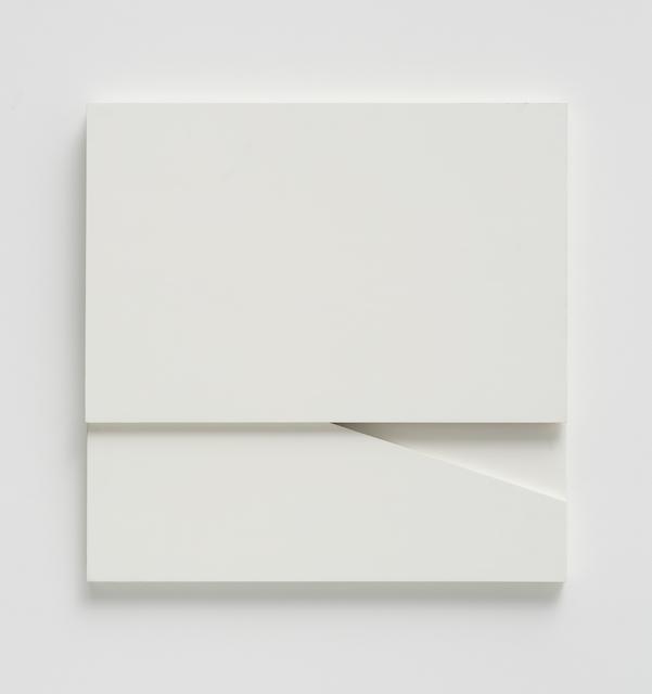 , 'Placas XII (Múltiplo 44),' 1981, Casa Triângulo