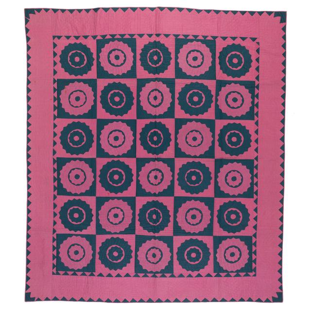 'Original Pattern', 1900, Textile Arts, Coton, PIASA