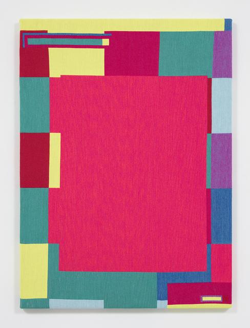 , 'Abstract Browsing 17 05 01 (Waze),' 2017, Steve Turner