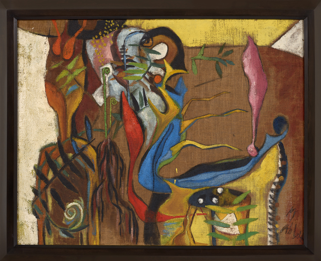 Mary Abbott, 'Untitled', 1949, Berry Campbell Gallery