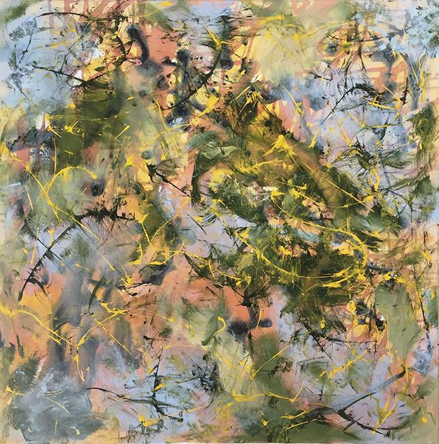 David Skillicorn, 'Hematite', Painting, Mixed Media, THE WHITE ROOM GALLERY