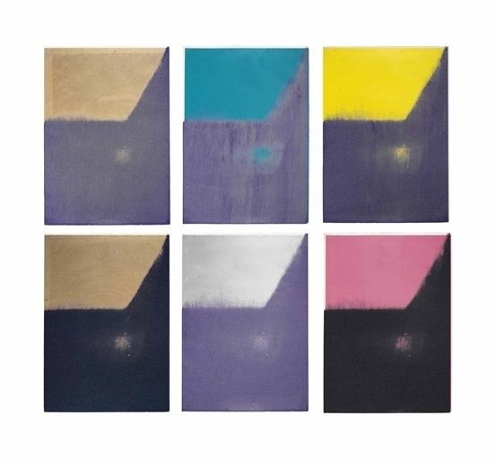 Andy Warhol, 'Shadows II', The complete set of six unique screenprints in colors with diamond dust on Arches 88 paper, Christie's