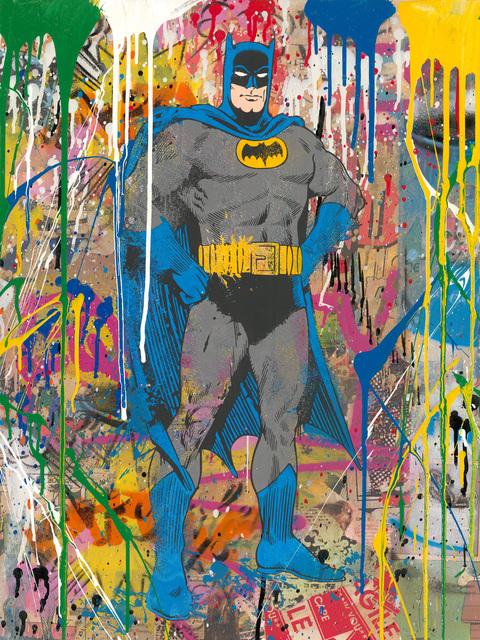 , 'Batman,' 2019, ZK Gallery