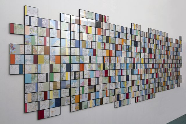 Nayda Collazo-Llorens, 'Geo Dis/connect', 2014, LMAKgallery