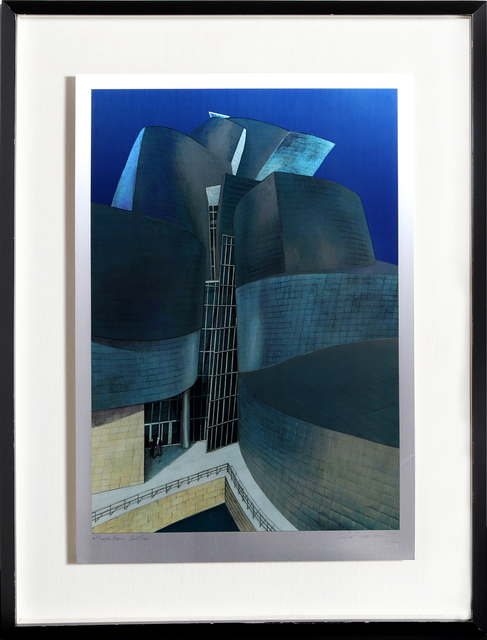 Richard Haas, 'Guggenheim Bilbao', 2000, RoGallery