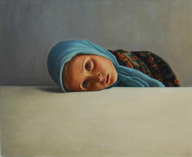 , 'Elizabeth,' 2016, Dan Gallery