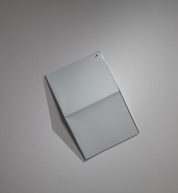 , 'Fold,' 2012, Art Mûr