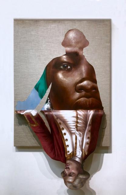 , 'Darker Than Cotton,' 2018, Jack Shainman Gallery