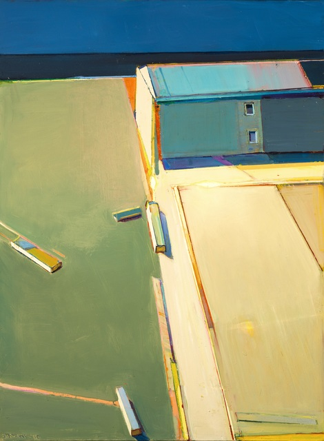 , 'Road to Redondo Shores,' 2010, San Jose Museum of Art