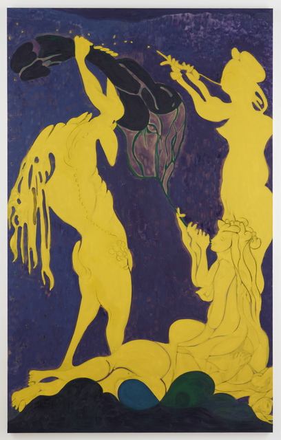 , 'Ovid-Actaeon,' 2011-2012, New Museum