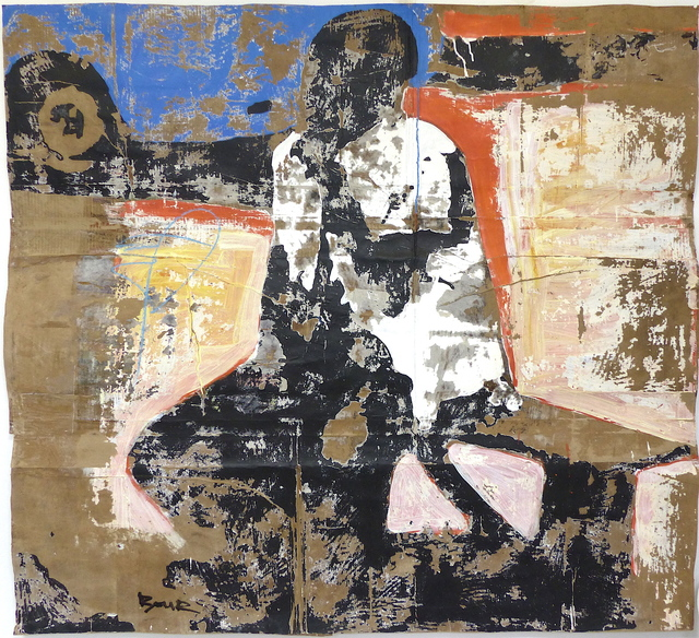 , 'Sans Titre #2,' 2018, Galerie Cécile Fakhoury - Abidjan