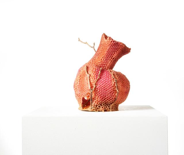 , 'The Honeycomb Vase - Red,' 2019, Rademakers Gallery