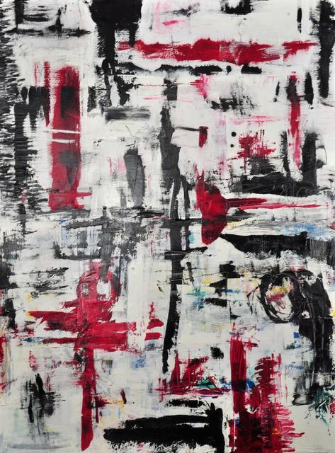 , 'My Lover's Broken Heart,' 2018, AC Gallery