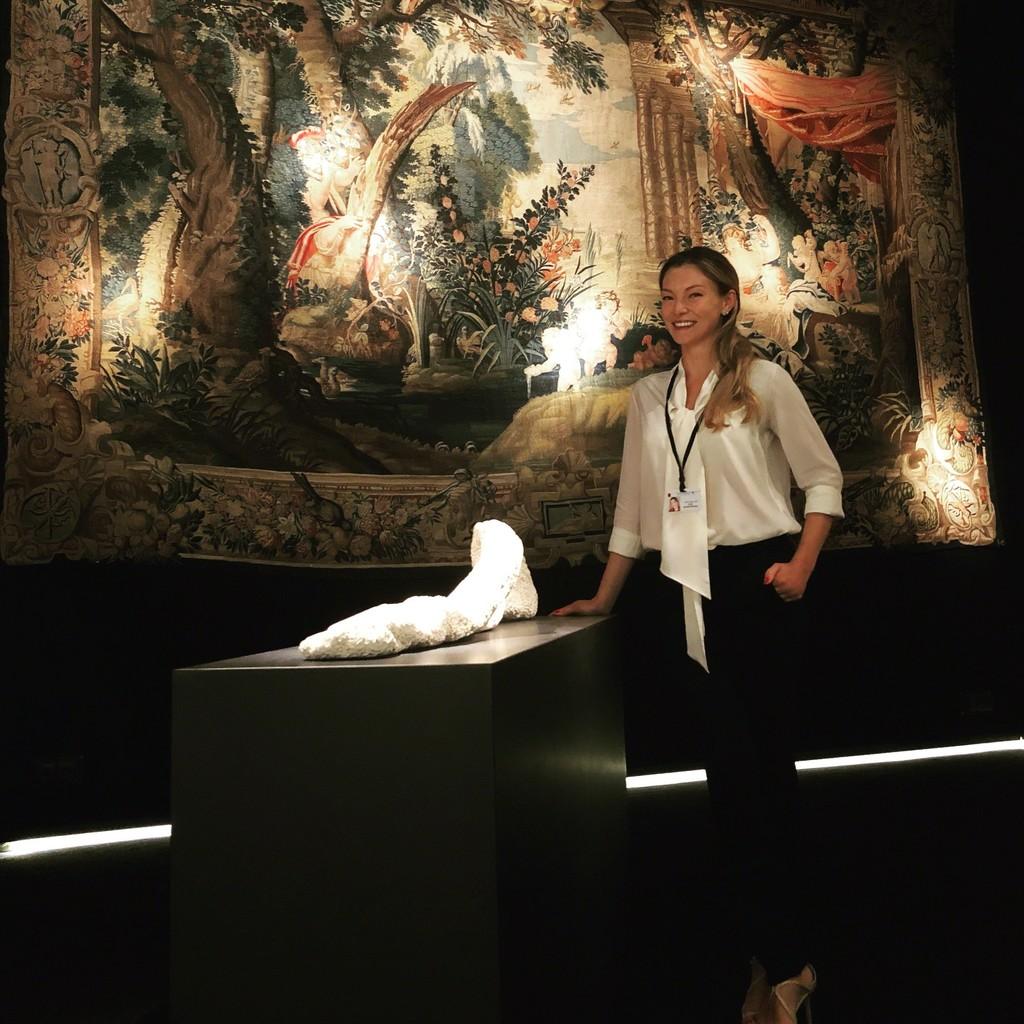 Liubov Belousova - Marien (BOCCARA ART) with Galerie Boccara (Didier Marien) at MASTERPIECE London, booth B36