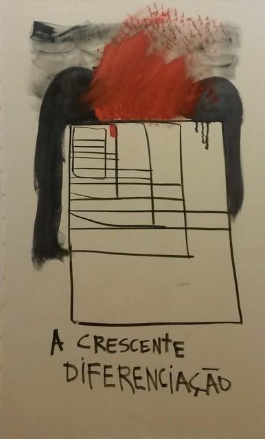 , 'A Crescente Diferenciação,' 2015, Roberto Alban Galeria de Arte