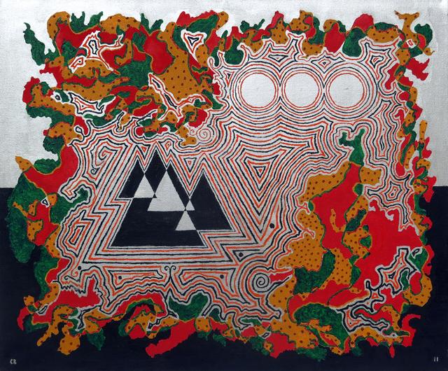, 'Berchtesgarten,' 2011, Edward Thorp Gallery