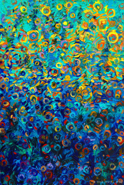 , 'Beach Glass,' 2017, Adelman Fine Art