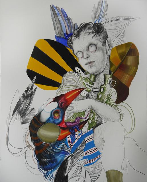 , 'Ganímedes,' 2017, SGR Galería