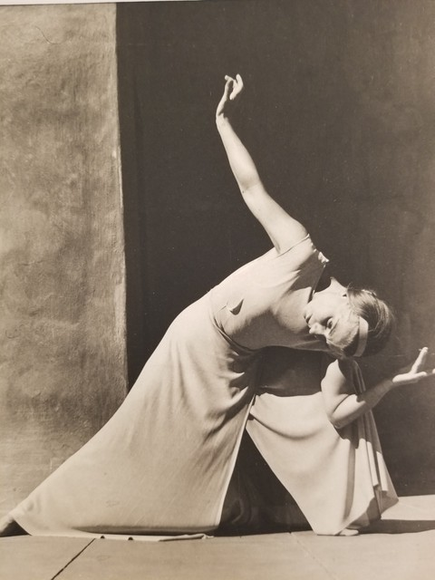 , 'Hanya Holm ,' 1925, The Halsted Gallery