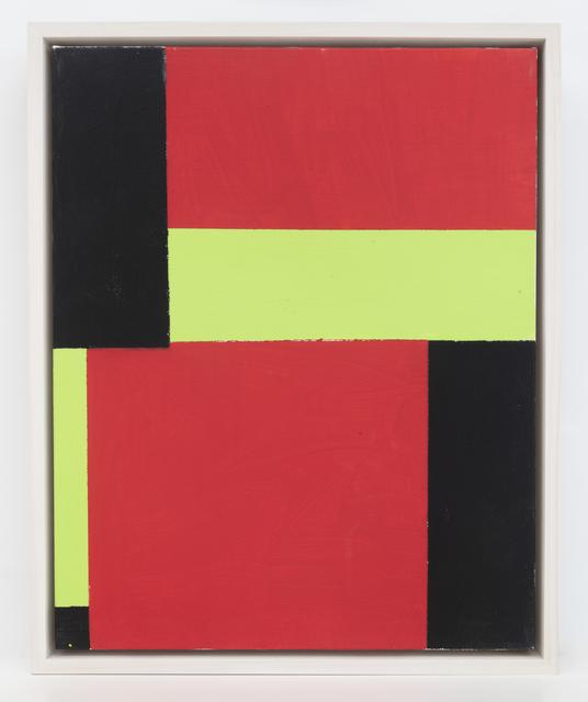 , 'Brickyard,' 2017, Elizabeth Harris Gallery